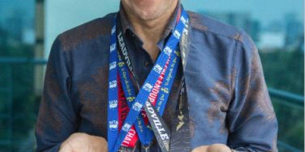 Juan Carlos Sagastume primero en el ranquin mundial de la Asociación Internacional de Ultra Triatlón IUTA