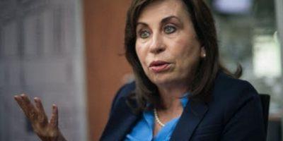 FOTOS. Política Sandra Torres presenta sus propios emojis en Telegram
