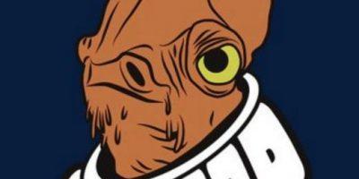 """""""Star Wars"""" de luto: Falleció la voz del almirante """"Ackbar"""""""