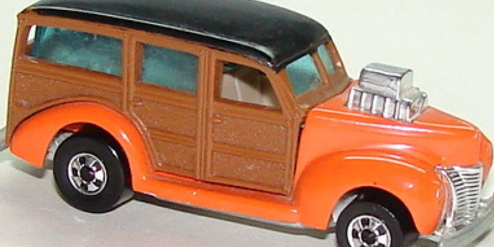 """""""40's Woodie"""" Foto:Hotwheels.wikia.com"""