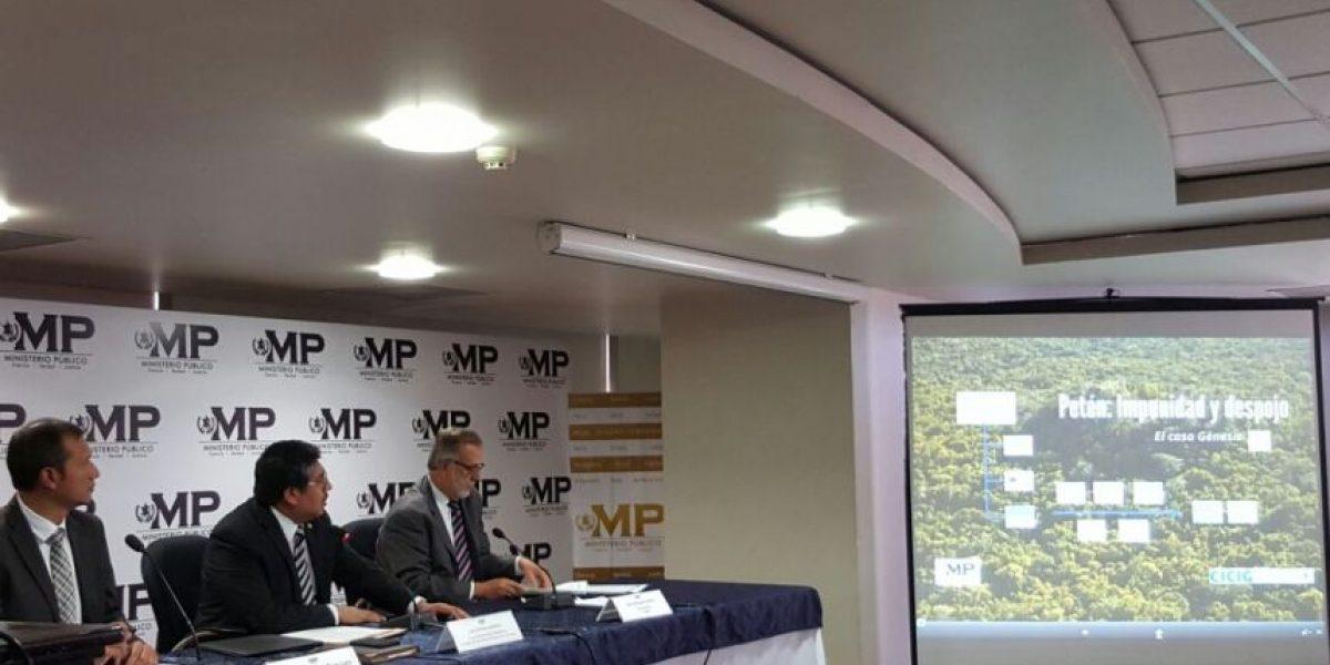 Con amenazas, Los Mendoza despojaron de 28 fincas a los campesinos en Petén