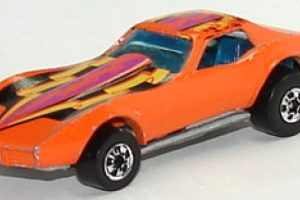"""Corvette Stingray"" Foto:Hotwheels.wikia.com"