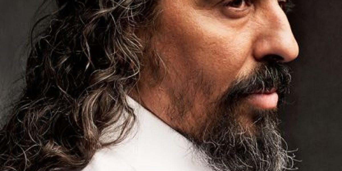 """Diego El Cigala traerá """"alegría para el corazón"""" a los guatemaltecos"""