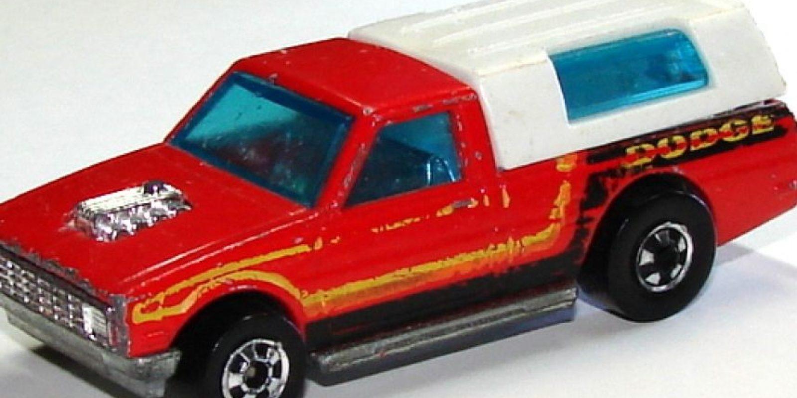"""Dodge D-50"" Foto:Hotwheels.wikia.com"