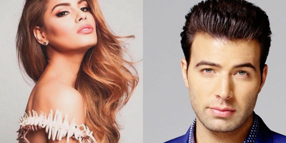 ¿Miss Colombia tiene un romance con Jencarlos Canela?