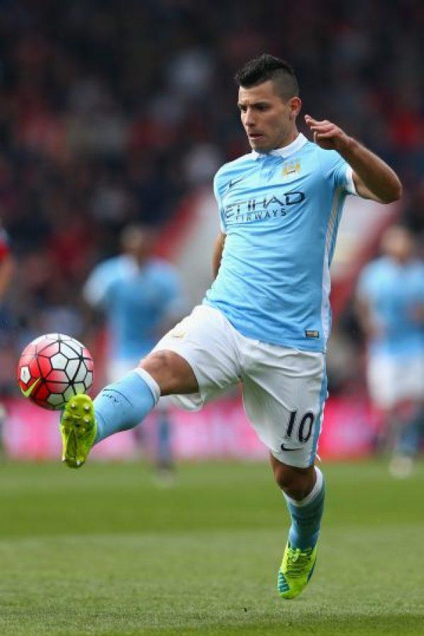 Mientras que el City debuta en los cuartos de final de la Champions Foto:Getty Images