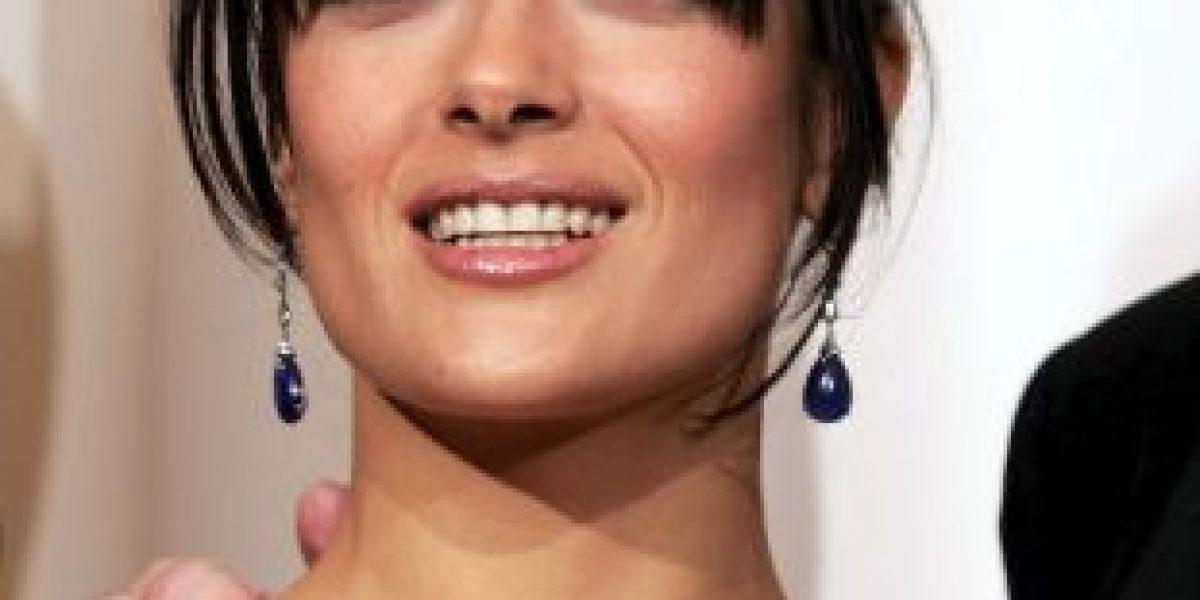 Así fue el regreso de Salma Hayek a las telenovelas
