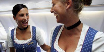 Regularmente las aerolíneas solo se interesan por gente con altura de más de 1.65. Foto:Getty Images