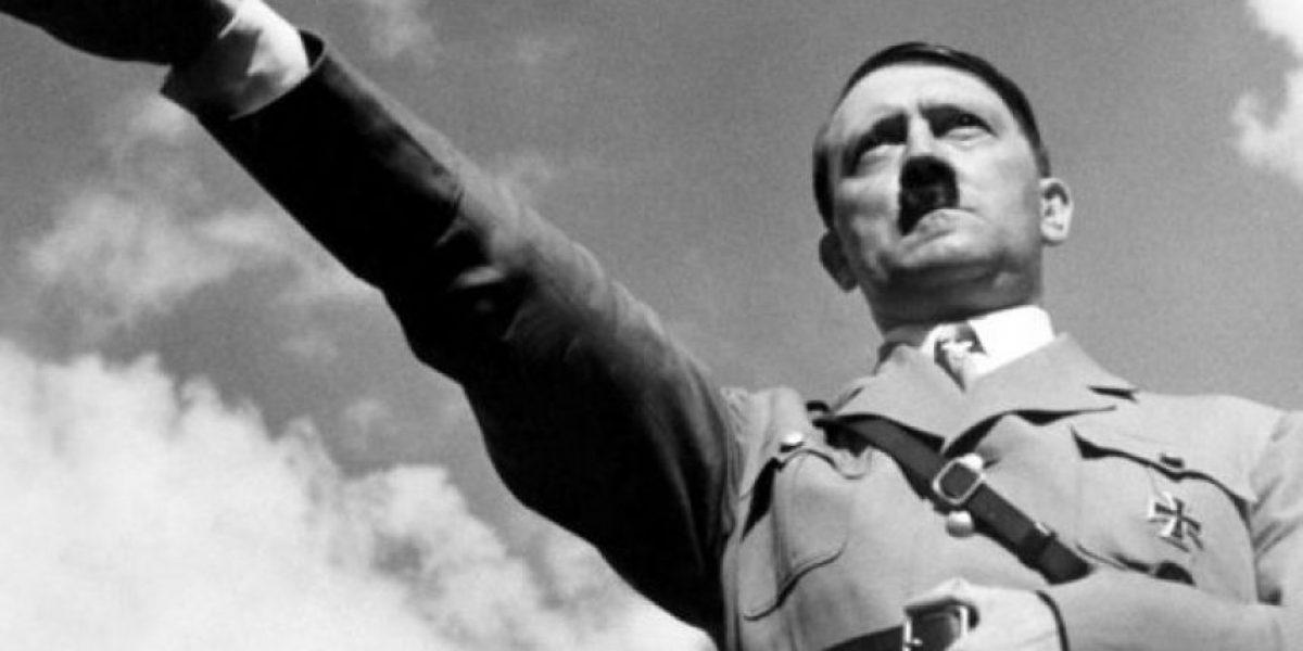 Adolf Hitler ya no es