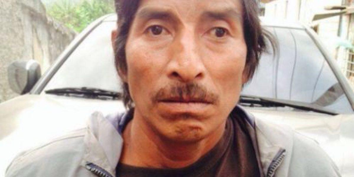 Policía captura a un hombre señalado de integrar banda que enterraba a sus víctimas