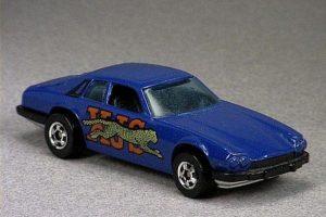 """Jaguar XJS"" Foto:Hotwheels.wikia.com"