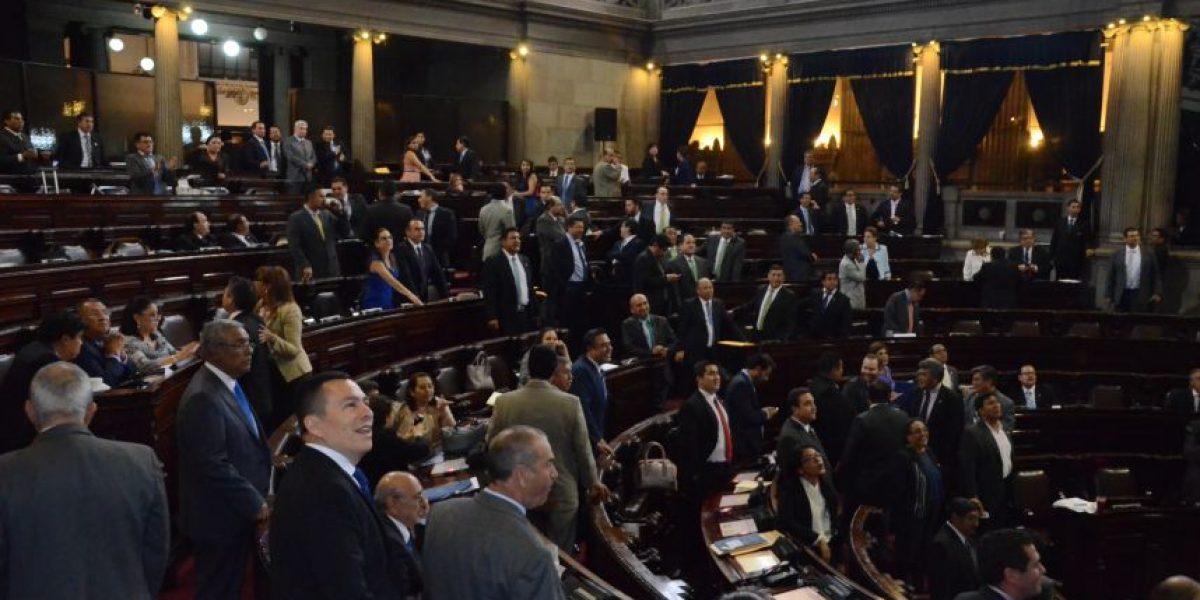 Diputados confirman las sanciones a funcionarios