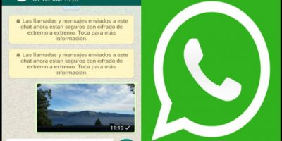 El día de ayer, WhatsApp anunció el nuevo cifrado. Foto:WhatsApp