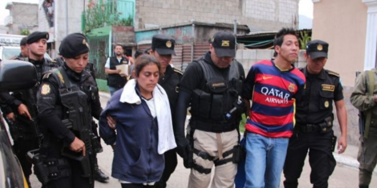 Otro pandillero es ligado a proceso por la bomba en bus de San José Pinula