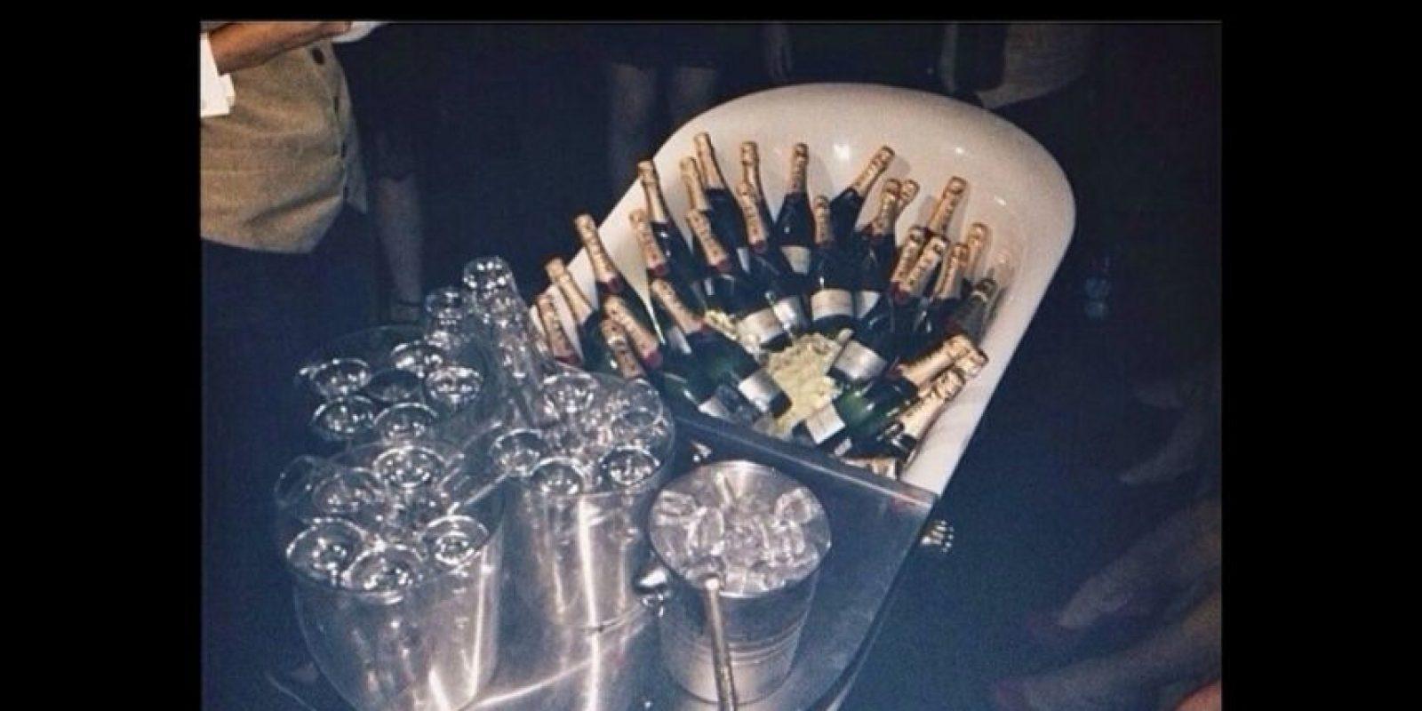 Otros lujos que presumen los ricos en las redes sociales Foto:instagram.com/richkidslondon/