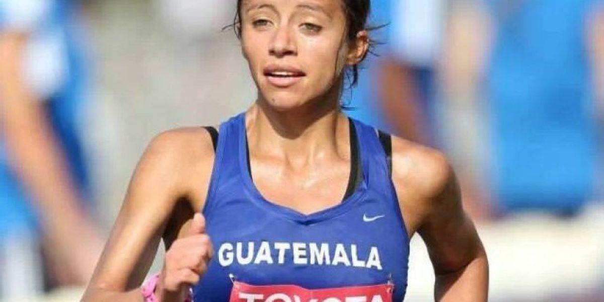 Mayra Herrera reacciona desilusionada por la captura del marchista Luis Ángel Sánchez