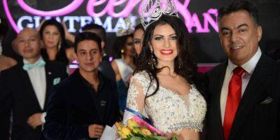 Nathalie Stuhlhofer es elegida Miss Teen Guatemala 2016