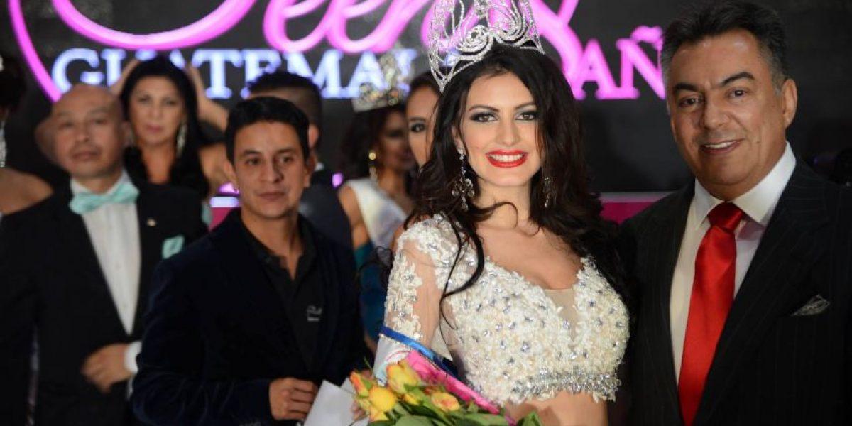 Las mejores fotos de Nathalie Stuhlhofer, Miss Teen Guatemala 2016