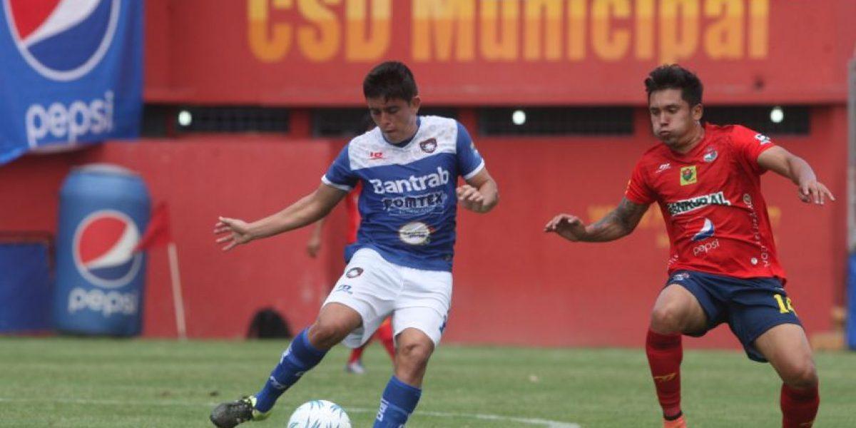 Resultado del partido Municipal vs. Mictlán, fecha 16 del Torneo Clausura 2016