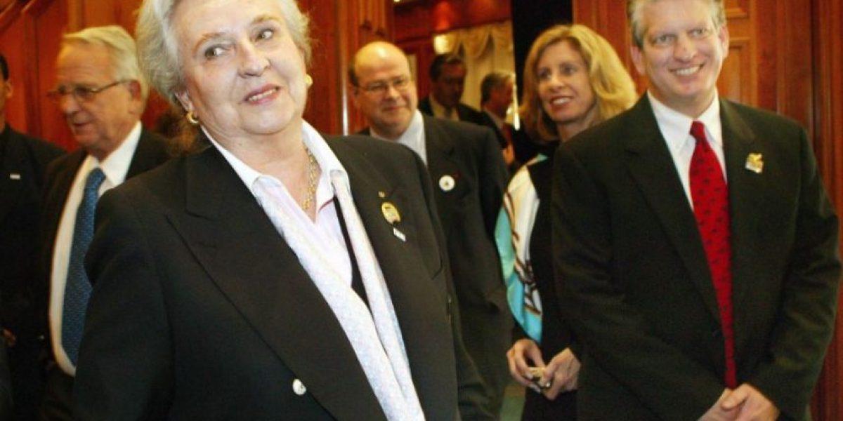 Comunicado de Pilar de Borbón sobre