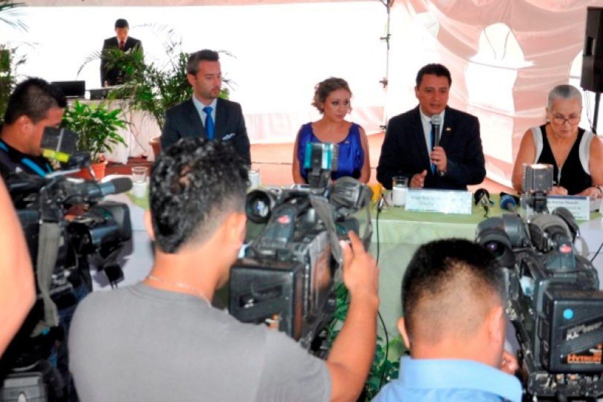 Conferencia de lanzamiento del programa Foto:Avianca