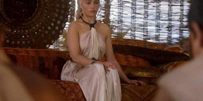 En 2013 recibió una nominación al Emmy por interpretar a Daenerys Targaryen Foto:IMBD