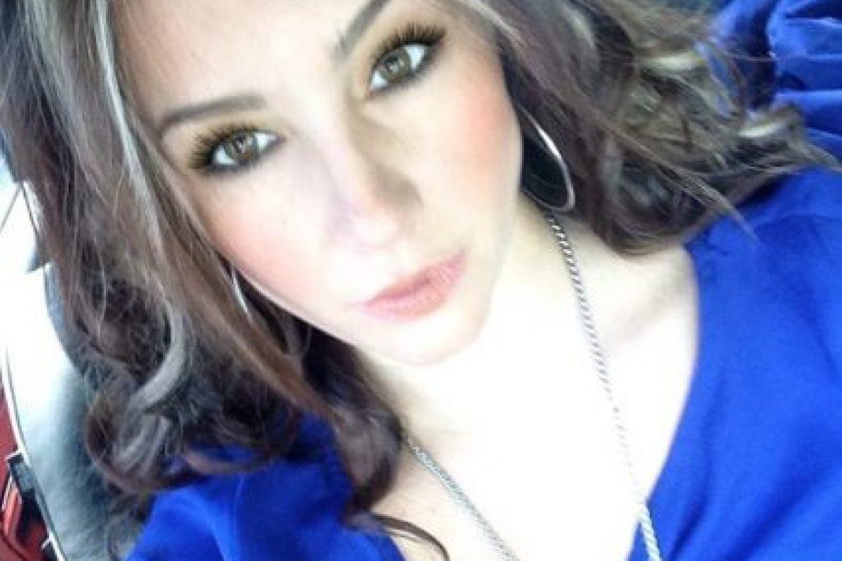 Natalie ha sido conductora de televisión en Colombia Foto:Vía Instagram/@natalieackermann