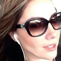 "Fue presentadora de ""Disney on ice"" de 2009 a 2010 Foto:Vía Instagram/@natalieackermann"