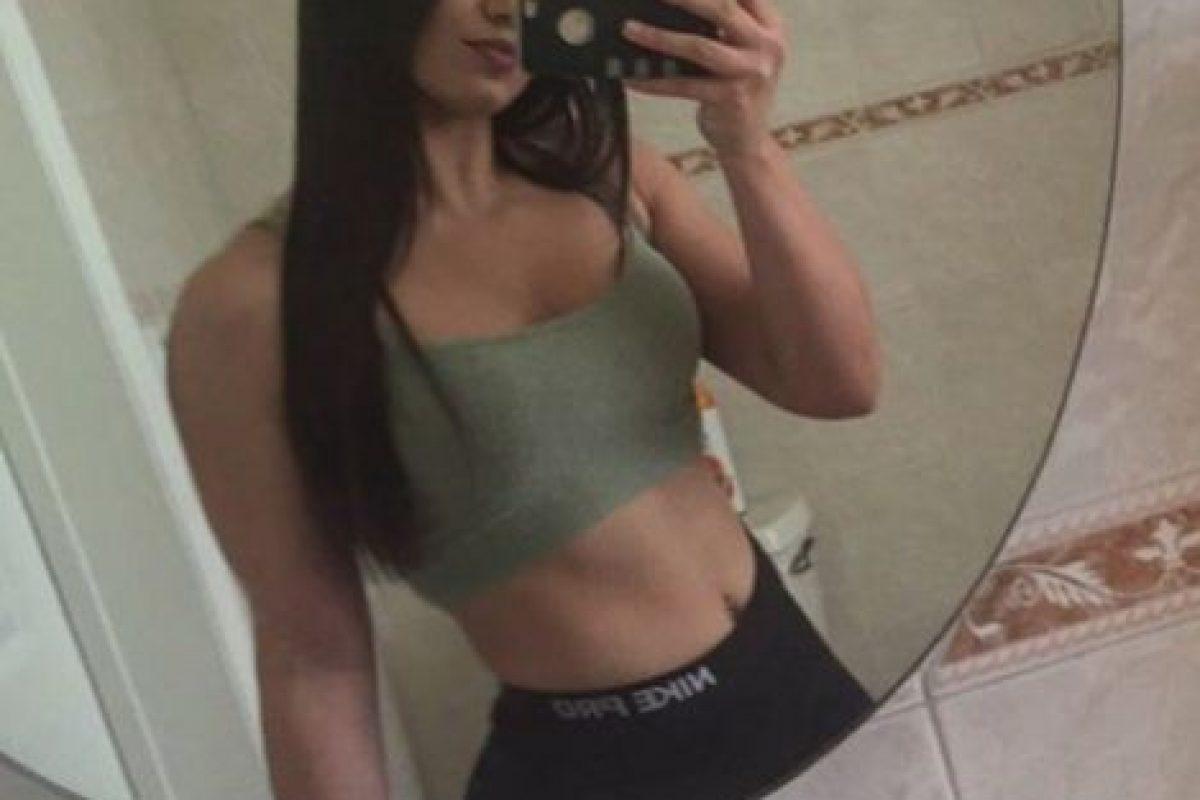 Natalia es una modelo fitness que radica en Miami. Foto:Vía Instagram/@nataschaencinosa