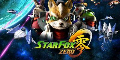 Video muestra gameplay del nuevo Star Fox Zero, para Wii U (2016)