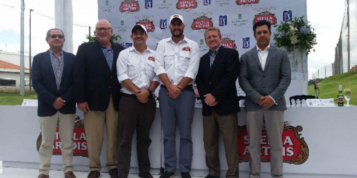 Torneo de golf Guatemala Stella-Artois Open se realizará por tercer año consecutivo