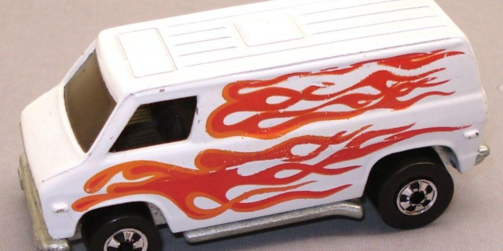 """Super Van"" Foto:Hotwheels.wikia.com"