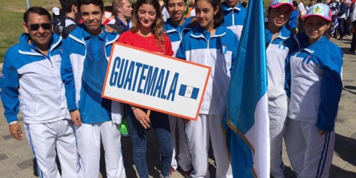 Guatemala participa en el Campeonato Mundial Escolar de Tenis de Mesa en Israel