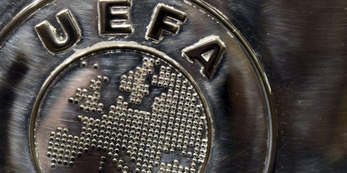 Registran sede de la UEFA por escándalo