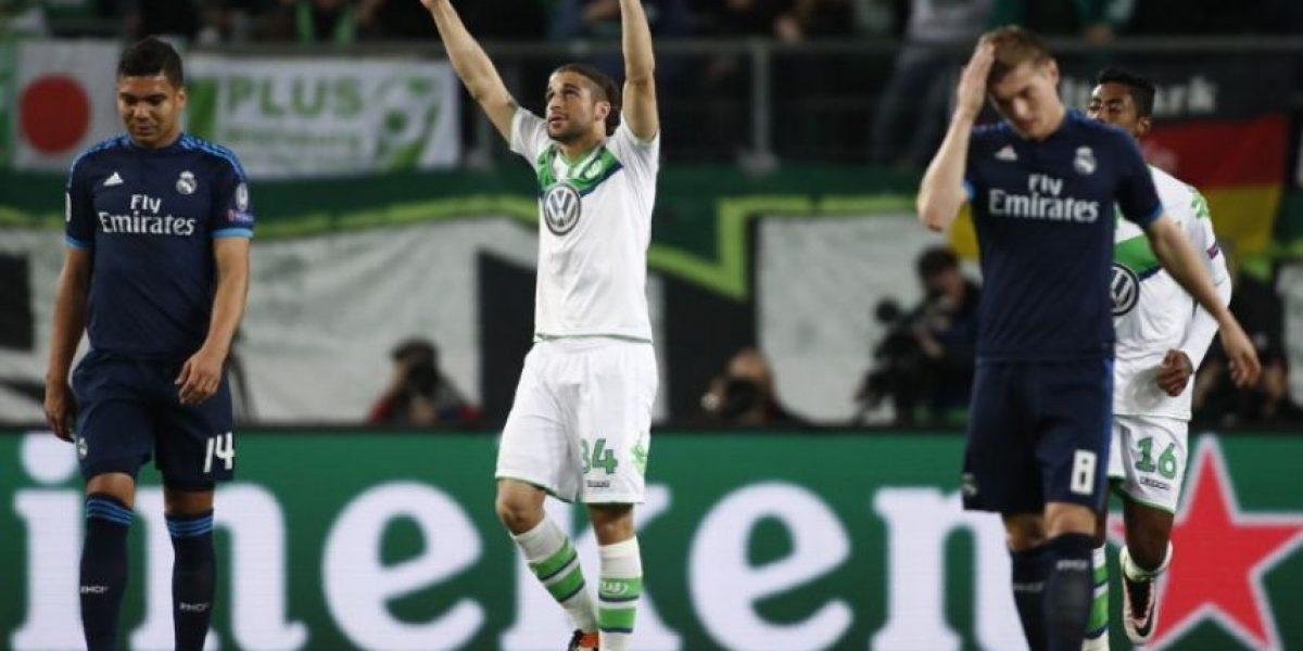 Resultado del partido Wolfsburgo vs Real Madrid, ida de los cuartos de final de la Champions League 2015-2016