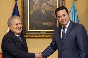 Foto:Presidencia de El Salvador