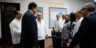 Maduro ha destacado por sus problemáticas con otros países, el principal Estados Unidos. Foto:twitter.com/NicolasMaduro