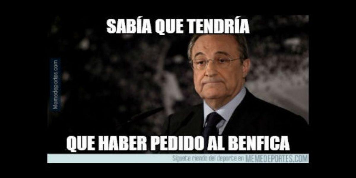 Los mejores memes de la derrota del Real Madrid en la Champions