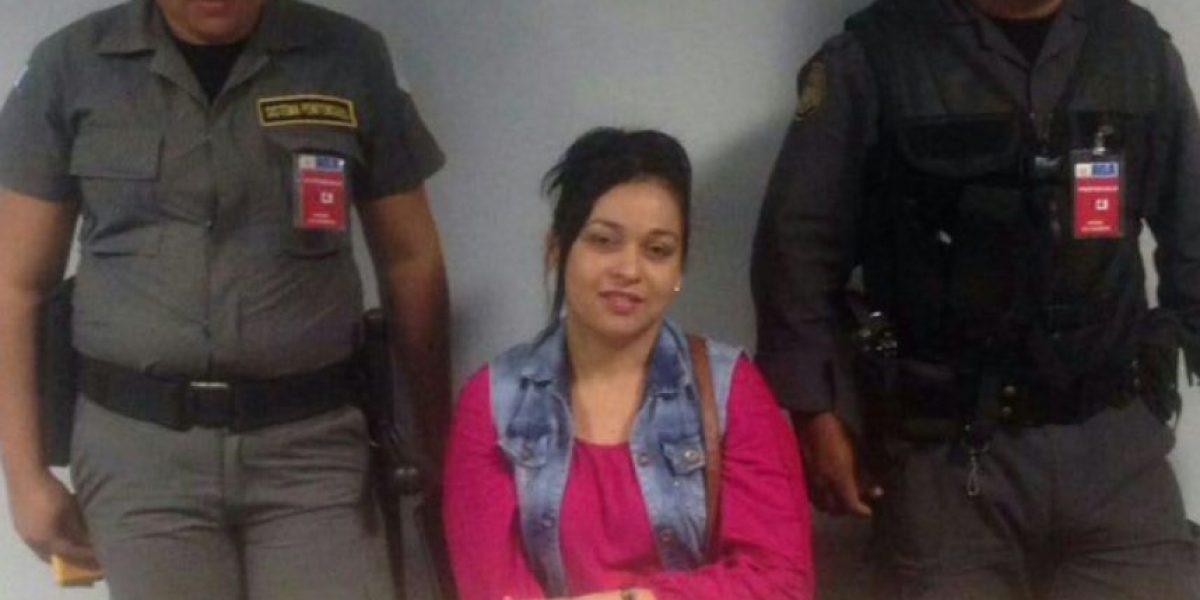 Ella es la guatemalteca extraditada a Estados Unidos por narcotráfico