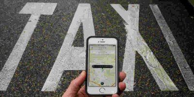 Para muchas personas, esta app sustituyó al taxi. Foto:Getty Images
