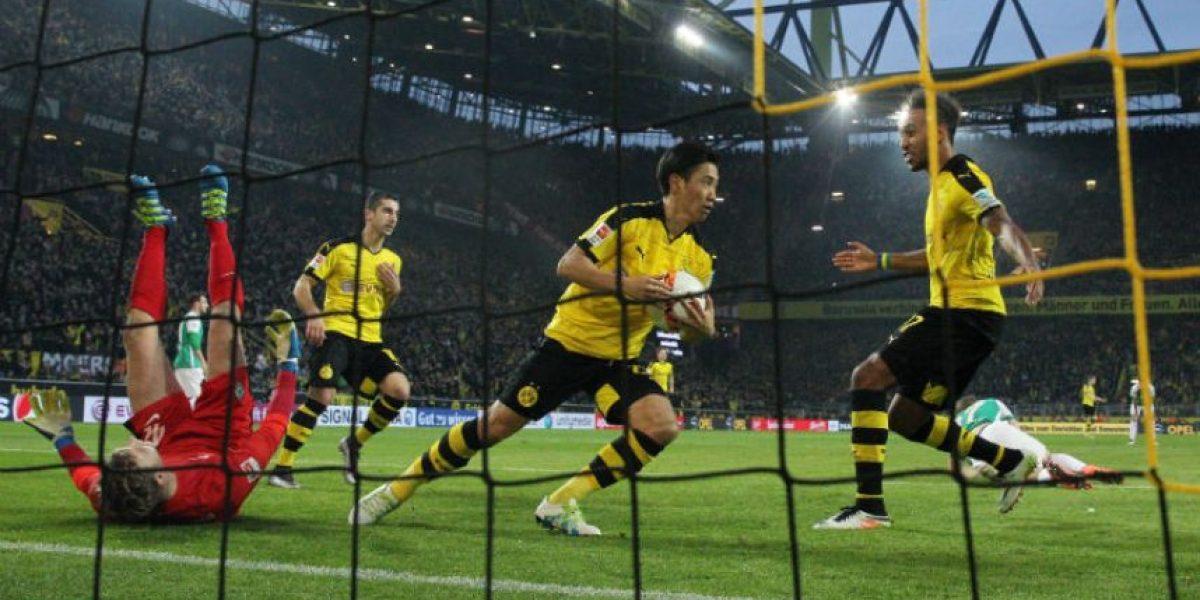 UEFA Europa League: En vivo Borussia Dortmund vs Liverpool