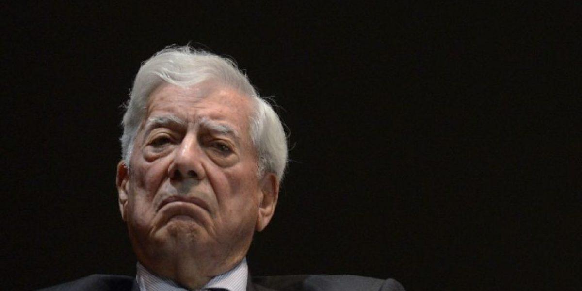Declaraciones de Mario Vargas Llosa sobre escándalo
