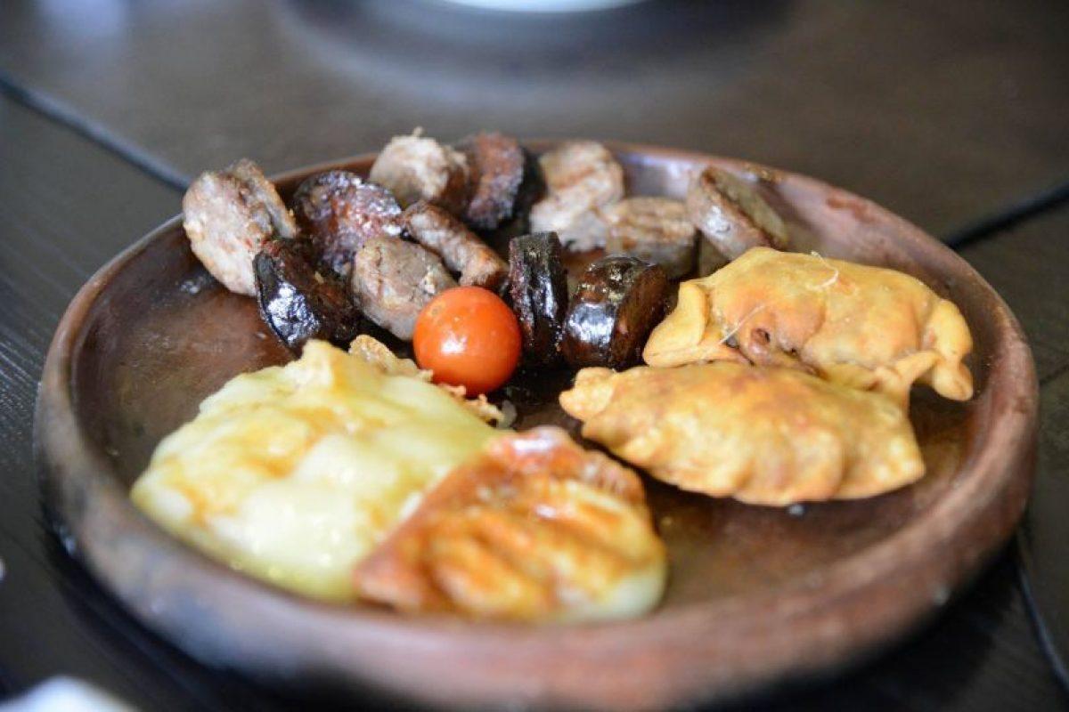 Se desarrolló un menú especial Foto:Luis Carlos Nájera