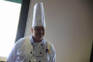 El chef Alfonso Nieva presenta el nuevo menú Foto:Luis Carlos Nájera