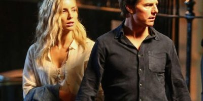 """Se filtran las primeras fotos del reboot de """"La Momia"""" con Tom Cruise"""