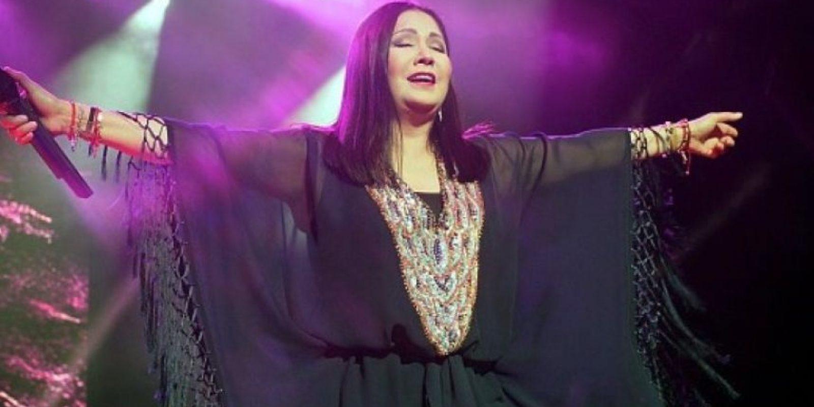 Su verdadero nombre es María Guadalupe Araújo Yong Foto:Getty Images
