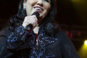 Empezó a cantar desde los 8 años Foto:Getty Images