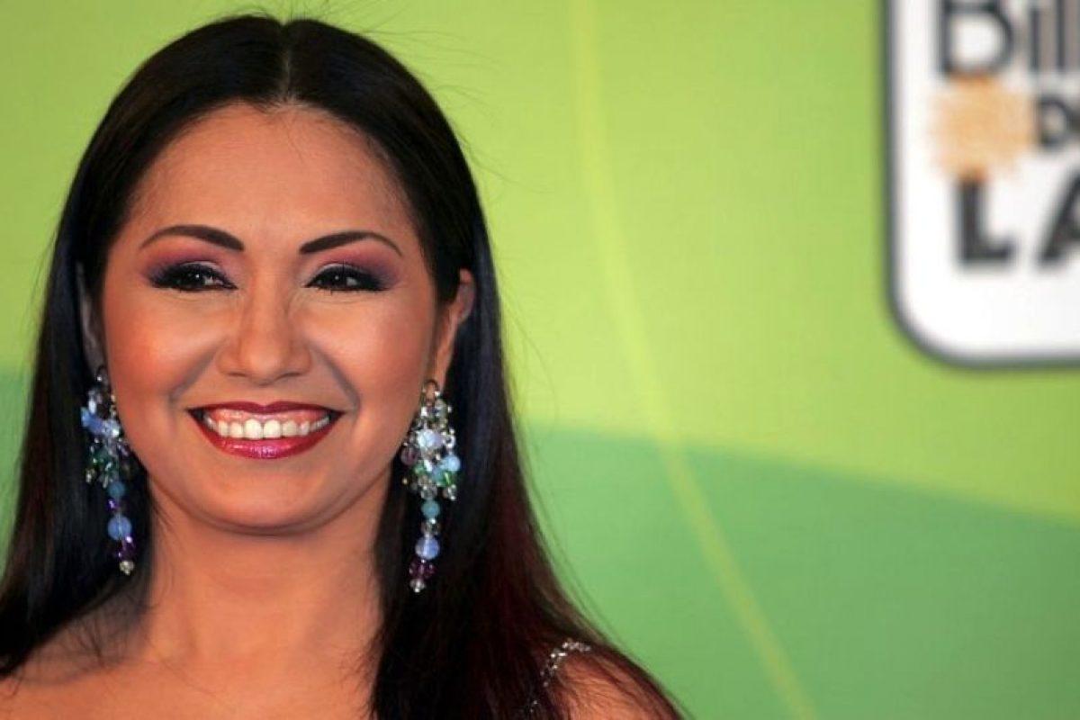 """Conocida con el sobrenombre de """"La Diva de América."""" Foto:Getty Images"""