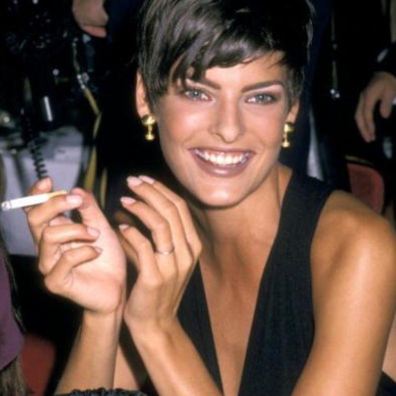 Fue una de las modelos más exitosas de los años 80 y 90. Foto:vía Getty Images