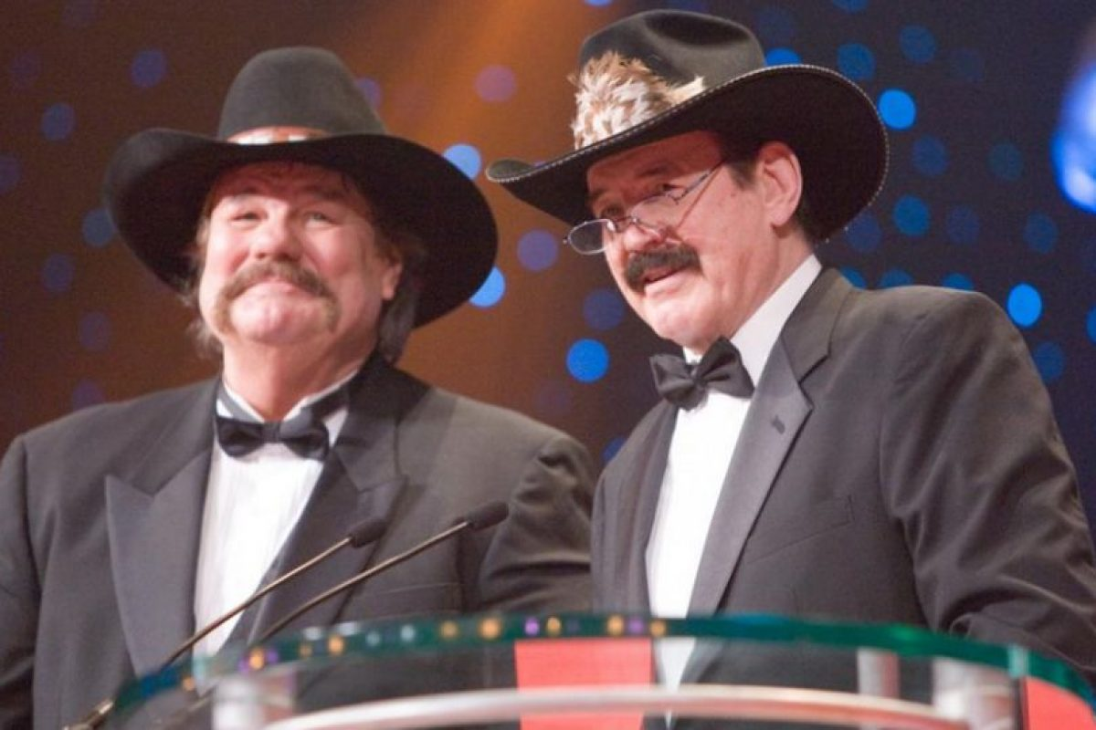 Falleció Blackjack Mulligan Foto:WWE